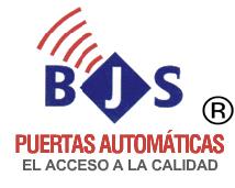 PUERTAS SECCIONALES AUTOMÁTICAS